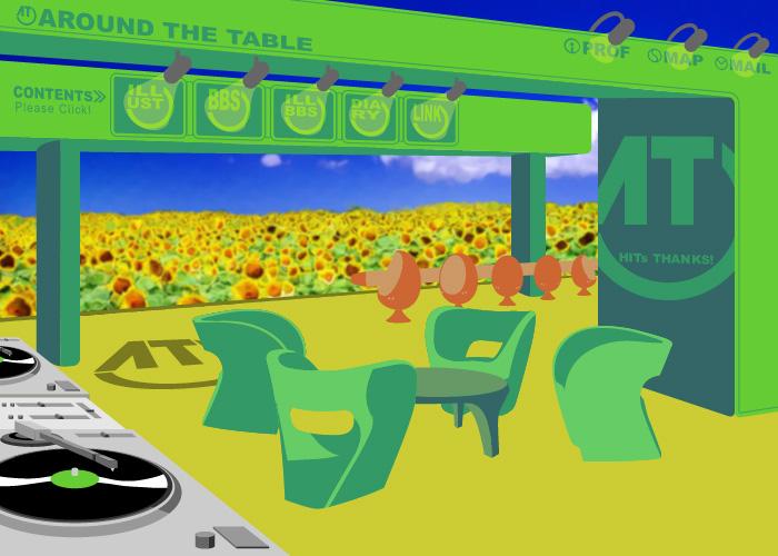 Around the Table 過去トップ絵